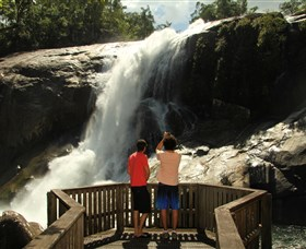 Murray Falls Girramay National Park - Attractions Perth