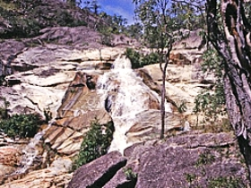 Emerald Creek Falls - Attractions Perth