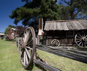 Old Gippstown - Attractions Perth