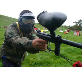 Bass Coast Paintball - Attractions Perth