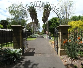 Friends of Geelong Botanic Gardens - Attractions Perth