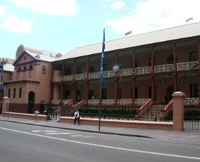 Parliament House - Attractions Perth