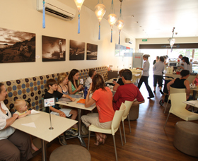 Cafe Parkview - Attractions Perth