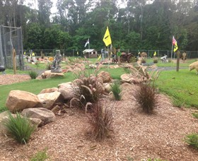 The Cove Miniature Golf Course - Attractions Perth