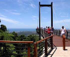 Sealy Lookout - Attractions Perth