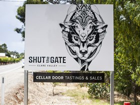Shut The Gate Winery and Cellar Door - Attractions Perth