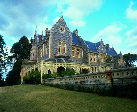 Abercrombie House - Attractions Perth