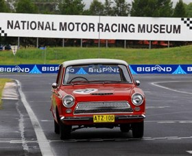 National Motor Racing Museum - Attractions Perth