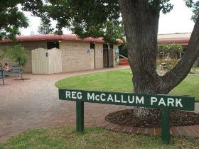 Reg McCallum Park - Attractions Perth