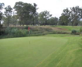Muswellbrook Golf Club - Attractions Perth
