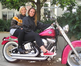 Wild Ride Harley and Motorcycle Tours - Attractions Perth