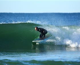 Surfaris Surf Camp - Attractions Perth