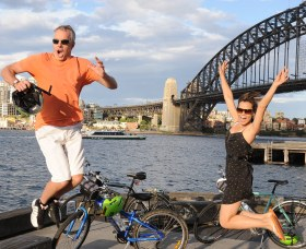 Bikebuffs - Sydney Bicycle Tours - Attractions Perth