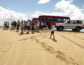 Port Stephens 4WD Tours - Attractions Perth