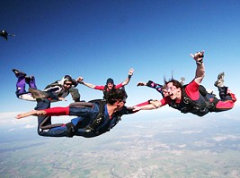 Skydive Maitland - Attractions Perth