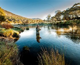 Fly Fishing Tumut - Attractions Perth