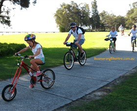 Boomerang Bikes Central Coast Bike Tours - Attractions Perth