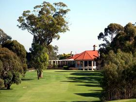Mount Osmond Golf Club - Attractions Perth