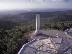 Mount Lofty Summit - Attractions Perth