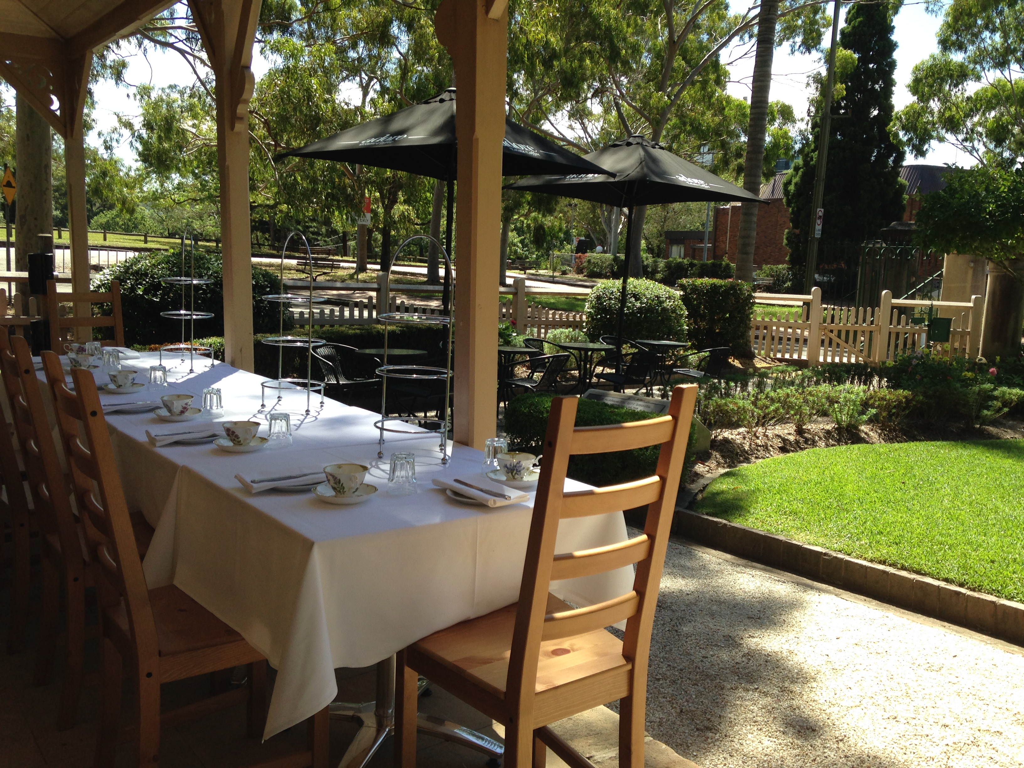 Gatehouse High Tea Rooms - Attractions Perth