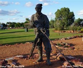 Cobar Miners Heritage Park - Attractions Perth