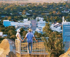 Towers Hill Lookout and Amphitheatre - Attractions Perth