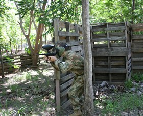 United Paintball - Attractions Perth