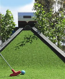Mini Golf at BIG4 Swan Hill Holiday Park - Attractions Perth