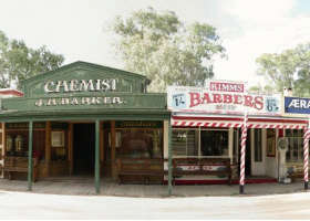 The Pioneer Settlement - Attractions Perth