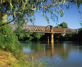 Narrandera Rail Bridge - Attractions Perth