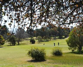Narrandera Golf Course - Attractions Perth