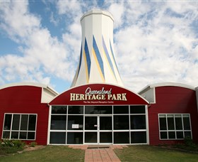 Queensland Heritage Park - Attractions Perth