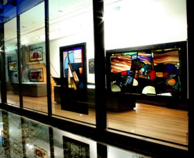 National Art Glass Collection - Attractions Perth