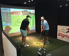 GolfTec - Attractions Perth