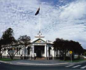 Museum of The Riverina - Historic Council Chambers Site - Attractions Perth