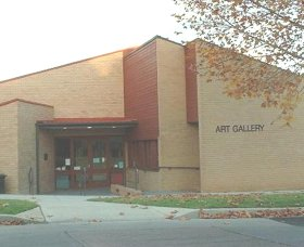 Cowra Regional Art Gallery - Attractions Perth