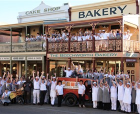 Beechworth Bakery - Attractions Perth