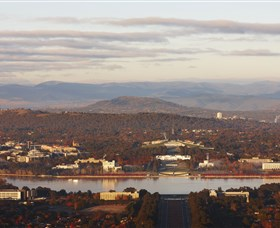 Mount Ainslie Lookout - Attractions Perth