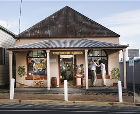 Tenterfield Saddler - Attractions Perth