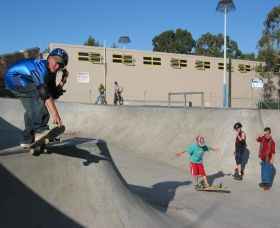 Goulburn Skate Park - Attractions Perth
