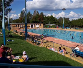 Goulburn Aquatic and Leisure Centre - Attractions Perth
