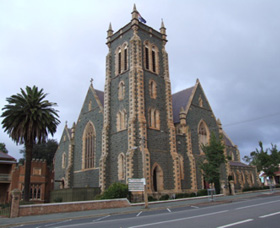 Sts Peter and Pauls Old Cathedral - Attractions Perth