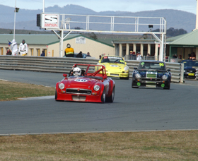 Wakefield Park Motor Racing Circuit - Attractions Perth