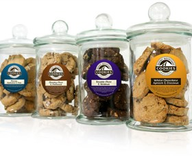 Snowy Mountains Cookies - Attractions Perth