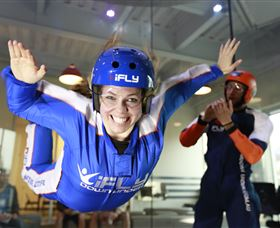 iFly Indoor Skydiving - Attractions Perth