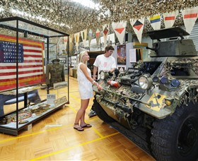 Gippsland Armed Forces Museum - Attractions Perth