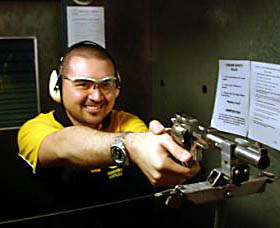 Lone Ranges Shooting Complex - Attractions Perth