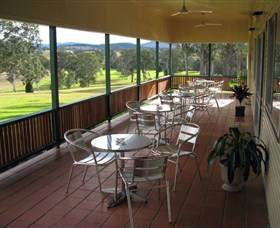 Woodenbong and District Golf Club - Attractions Perth