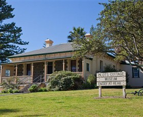Pilots Cottage Museum - Attractions Perth