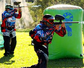 Elite 1 Paintball - Attractions Perth